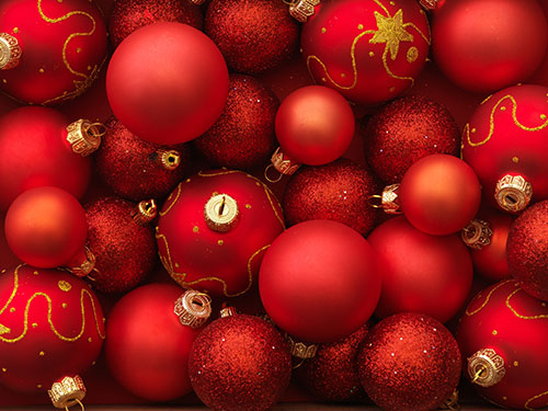 sølvkugler til juletræ