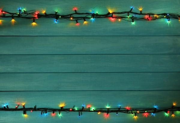 Fantastisk Lyserkæder til indendørs & udendørs brug - LED, batteri, farver m.m. ML37